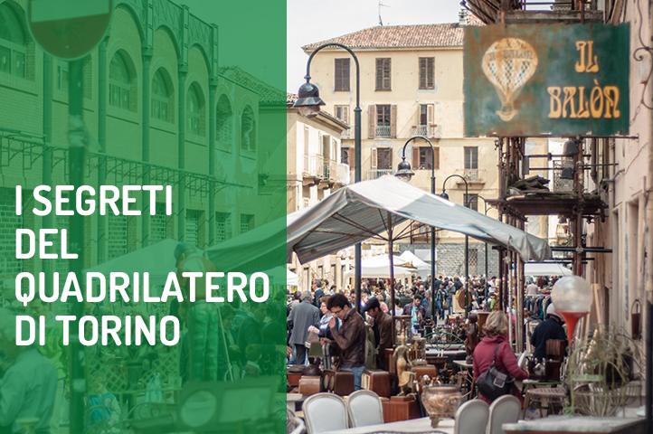 I segreti del Quadrilatero di Torino