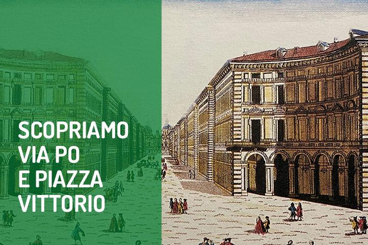 Scopriamo via Po e Piazza Vittorio: storia e mito tra passato e presente