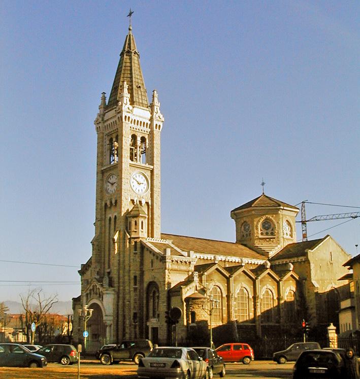Immobili a Torino: Santa Rita, mercato immobiliare caratterizzato giovani coppie, famiglie e … poliziotti