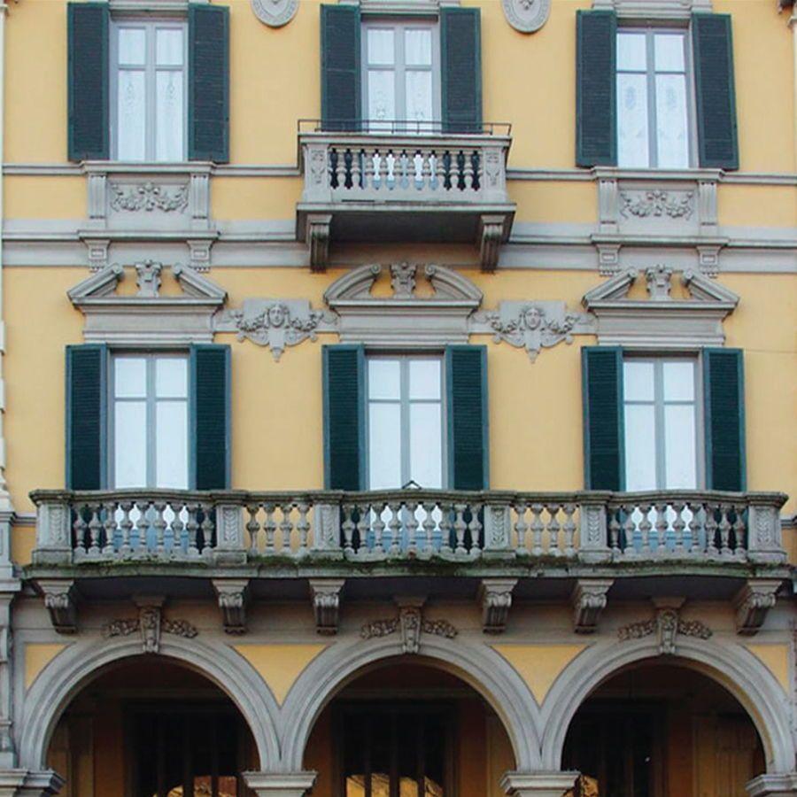 Torino - C.so Vittorio Emanuele II-Frazionamento singoli appartamenti