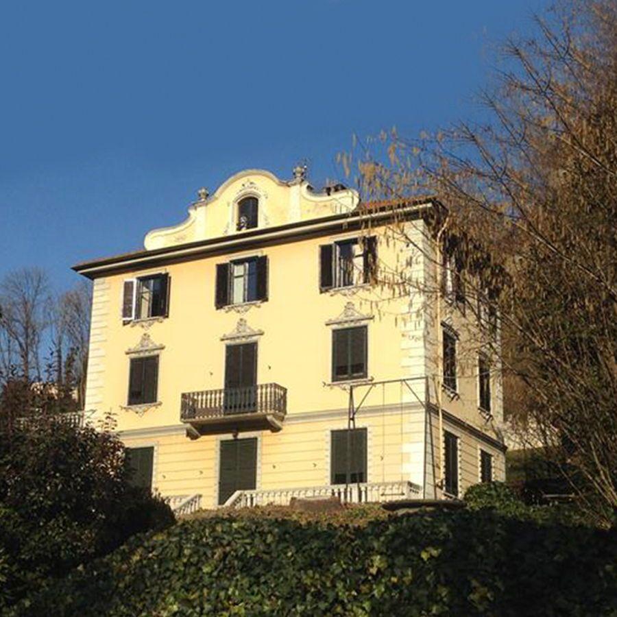 Torino - corso Chieri-Vendita Villa d'Epoca