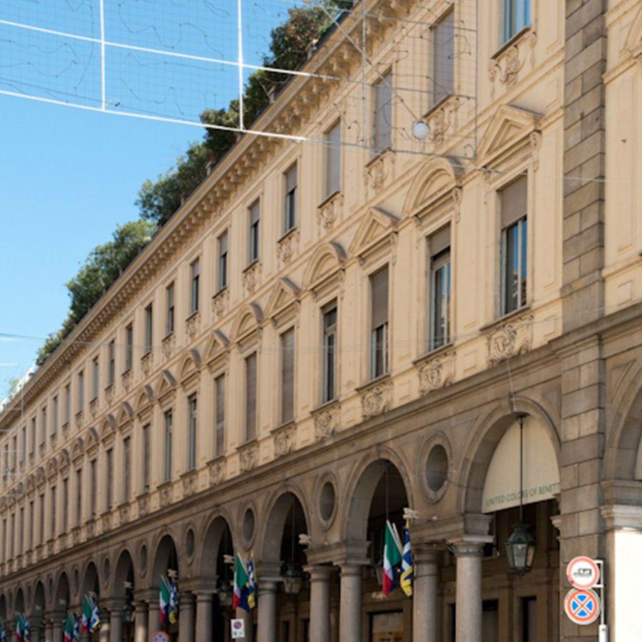 Torino - via Roma-Affitto appartamenti totalmente ristrutturati