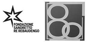 Loghi Fondazione Sandretto Re Rebaudengo